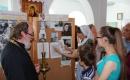 В храмах епархии в Испании встретили 70-летнюю годовщину Великой Победы