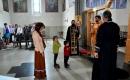 В Клермон-Ферране впервые за долгое время была совершена Литургия на церковнославянском языке