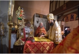 Митрополит Антоний возглавил торжества по случаю престольного праздника храма в честь новомучеников и исповедников Церкви Русской в Ванве