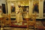 Митрополит Антоний совершил Всенощное бдение в Свято-Николаевском храме г.Рима
