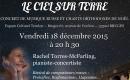 Серафимовский приход организует рождественский концерт в Бордо