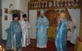 Архиепископ Мадридский Нестор возглавил престольные торжества Богородице-Всехскорбященского храма в Париже