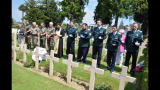 На севере Франции совершена панихида по солдатам Первой мировой войны