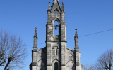 Завершился процесс передачи храма и земельного участка в Бордо в собственность епархии