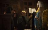 Митрополит Корсунский и Западноевропейский Антоний совершил монашеский постриг преподавателя Духовно-образовательного центра