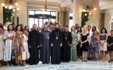 Митрополит Корсунский и Западноевропейский Антоний провел встречу с приходом в честь Царственных Страстотерпцев в Монако