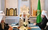 Святейший Патриарх Кирилл прокомментировал решения Священного Синода, касающиеся воссоединения Архепископии приходов русской традиции с Московским Патриархатом