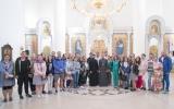 Молодежь Украинской Православной Церкви посетила Троицкий кафедральный собор