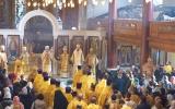 Епископ Нестор принял участие в торжествах по случаю 55-летия учреждения Сурожской епархии