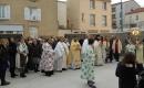 Община епархии в Клермон-Ферране встретила праздник Введения Пресвятой Богородицы