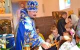 Епископ Нестор посетил с архипастырским визитом Казанский приход в Марселе