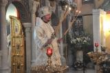 Крещенский сочельник: Митрополит Корсунский и Западноевропейский Иоанн совершил Божественную литургию и чин великого освящения воды в Риме