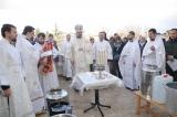 В праздник Богоявления Господня митрополит Иоанн совершил Литургию и чин великого освящения воды в Екатерининском храме в Риме