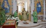 Первый престольный праздник Троицкого кафедрального собора в Париже