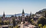 В швейцарском городе Биль совершена Божественная литургия