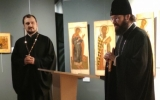 В Духовно-культурном центре в Париже открылась уникальная выставка русских икон XVI-XIX веков