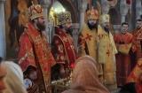 Десятилетия освящения храма святой великомученицы  Екатерины в Риме