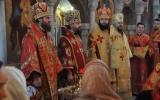 Десятилетие освящения храма святой великомученицы  Екатерины в Риме