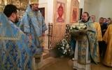 Епископ Нестор возглавил торжества по случаю престольного праздника прихода в Таррагоне
