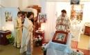 Епископ Нестор посетил с архипастырским визитом общину в Севилье
