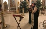 Митрополит Антоний совершил панихиду по новопреставленному митрополиту Филарету (Вахромееву), почетному Патриаршему экзарху всея Беларуси