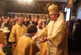 Престольный праздник Трехсвятительского кафедрального храма в Париже