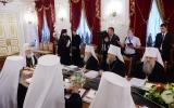Решением Священного Синода два пресвитера включены в штат Корсунской епархии