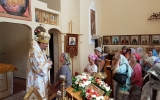 Божественной Литургией в Льорет-де-Мар начался архипастырский визит епископа Нестора на приходы Каталонии