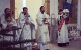 Митрополит Корсунский Иоанн совершил Божественную литургию в день празднования Собора Пресвятой Богородицы