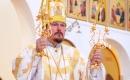 Управляющий Корсунской епархией совершил Литургию в Благовещенском храме в Барселоне