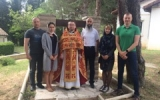 На территории военной базы Иностранного легиона совершена первая Божественная литургия