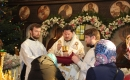 Епископ Нестор посетил с архипастырским визитом Серафимовский приход в Монжероне