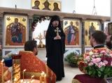 В неделю жен-мироносиц епископ Нестор возглавил торжества по случаю престольного праздника храма равноап. Марии Магдалины в Мадриде