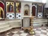 """В храме Марии Магдалины в Мадриде установлен киот со списком афонского образа Пресвятой Богородицы """"Всецарица"""""""