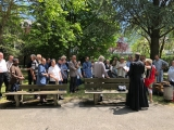 Клирик Корсунской епархии принял участие в собрании монашествующих швейцарского кантона Вале