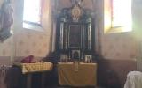 Первая Божественная литургия совершена в храме апостола Иакова при обители cвятого Маврикия в Швейцарии