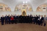 Регент Троицкого собора выступила на заседании Церковно-общественного совета при Патриархе Московском и всея Руси