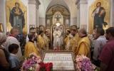 Архипастырь возглавил торжества по случаю престольного праздника Всехсвятского прихода в Лиссабоне