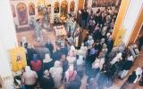 В Барселоне состоялось архиерейское богослужение по случаю престольного праздника