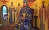 """Епископ Нестор совершил Божественную литургию в монастыре во имя иконы Божией Матери """"Корсунская"""""""
