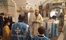 Совершено освящение нового храмового помещения Покровской общины в Лионе
