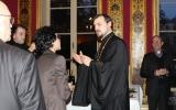 Клирик Троицкого собора принял участие в ежегодном рождественском приеме в мэрии VII округа Парижа