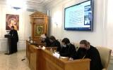 В Москве состоялось десятое заседание комиссии Межсоборного присутствия по богословию и богословскому образованию