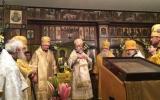Кафедральный храм епархии отметил 85-летие со дня основания