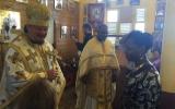 Епископ Нестор посетил с архипастырским визитом приход епархии на Мартинике