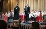 Рождественский спектакль Русской православной школы ACOR прошел в здании Посольства Российской Федерации в Париже