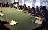 В Берлине состоялся круглый стол «Русская Православная Церковь и соотечественники: опыт соработничества в Европе»