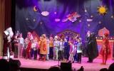 Рождественский спектакль Трехсвятительского храма прошел в здании Посольства Российской Федерации в Париже