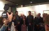 В духовно-культурном центре в Париже открылась выставка работ художника Александра Серебрякова