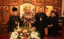 Епископ Нестор совершил Литургию Преждеосвященных Даров в Валенсии
